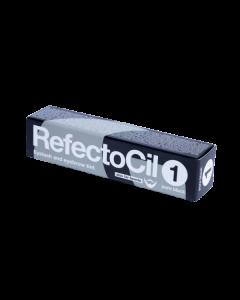 Henna żelowa do brwi i rzęs RefectoCil 1 czarna